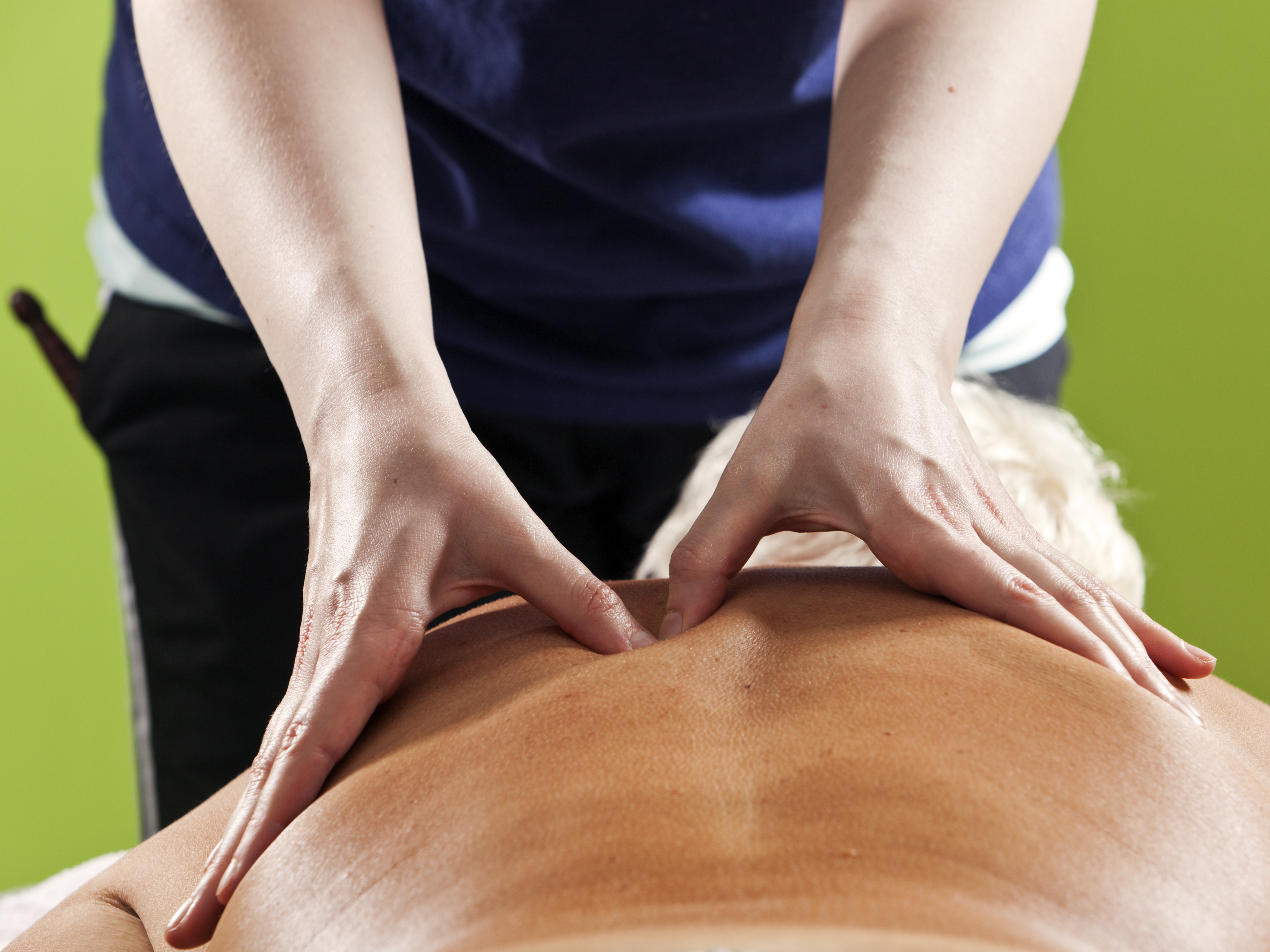 Sports (deep tissue) Massage