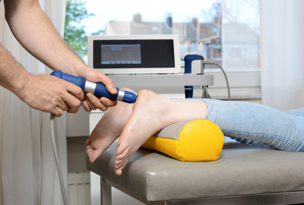 Radial Shockwave Therapy now available here