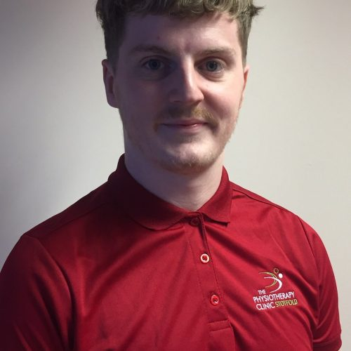 Miles Larter - Sports Massage Therapist